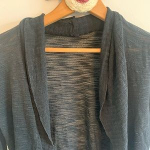Say What? Shirts & Tops - 5/$15! Say what light black cardigan